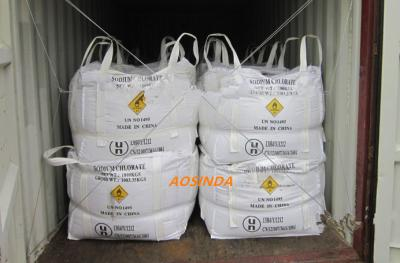 Naclo3 Sodium Chlorate -- industry grade